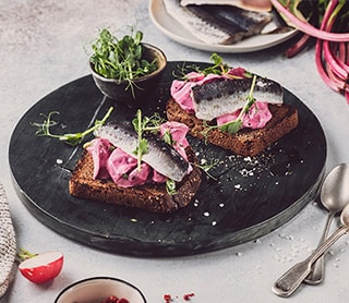 Бутерброд по-датски